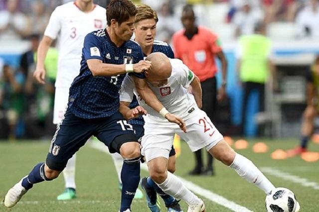 Japón pierde con Polonia pero el fair play los pone en octavos de final