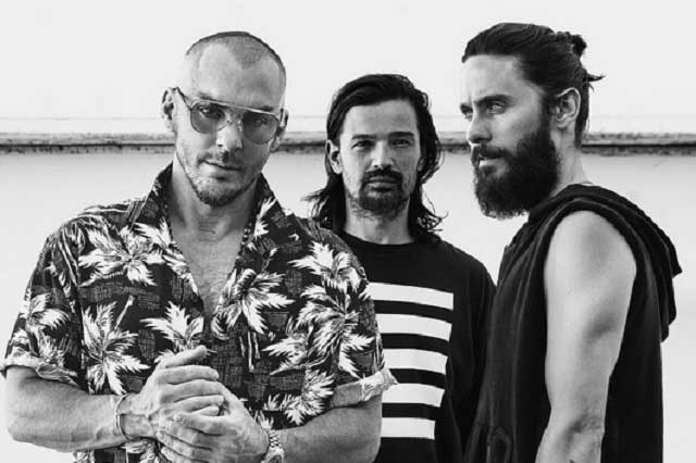 Seconds To Mars Estrenan 'Walk On Water'