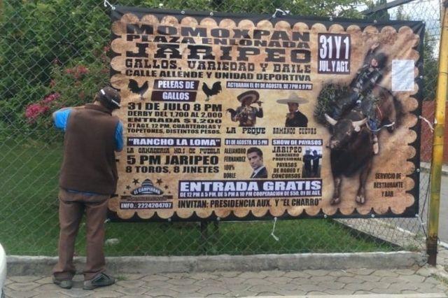 Foto / Ayuntamiento de San Pedro Cholula