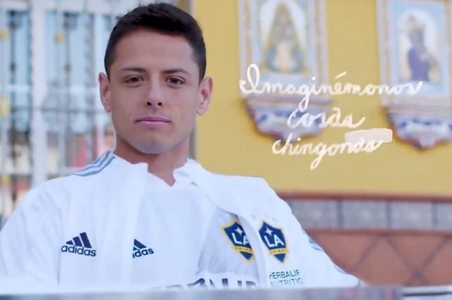 Video: LA Galaxy ya sueña con cosas chingonas con llegada de Chicharito