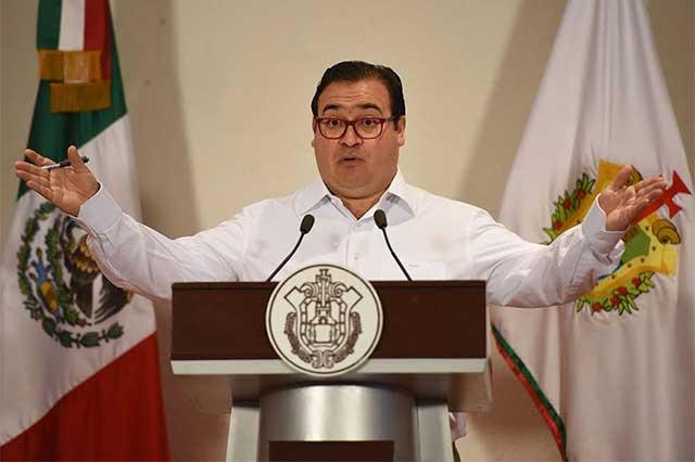 El PRI acusó a Duarte de crear clima de violencia en contra de periodistas