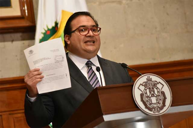 PGR pacta con José Juan Janeiro, operador de Javier Duarte
