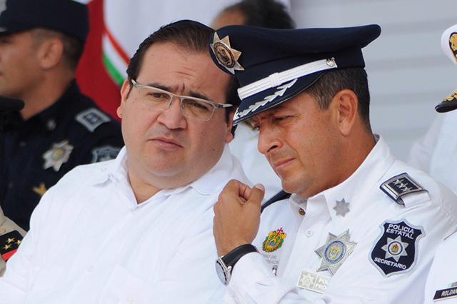 Vinculan a proceso a Arturo Bermúdez, ex funcionario de Javier Duarte