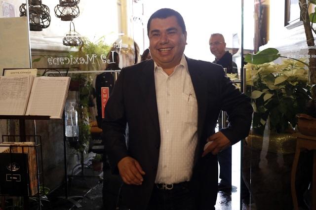 No declinaré por otro priísta en 2018 para la gubernatura: Zavala