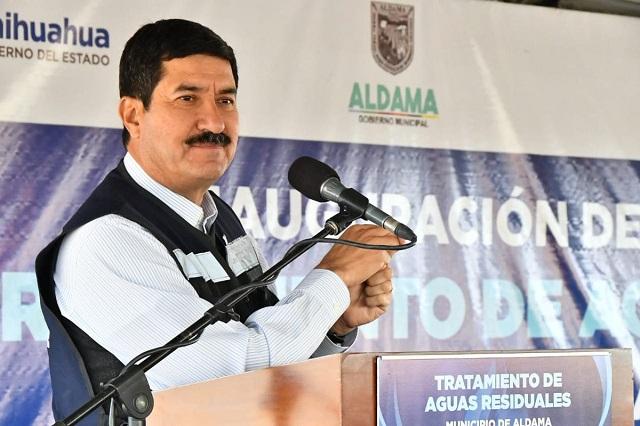 Javier Corral pide a Enrique Alfaro que se una a la batalla por el presupuesto