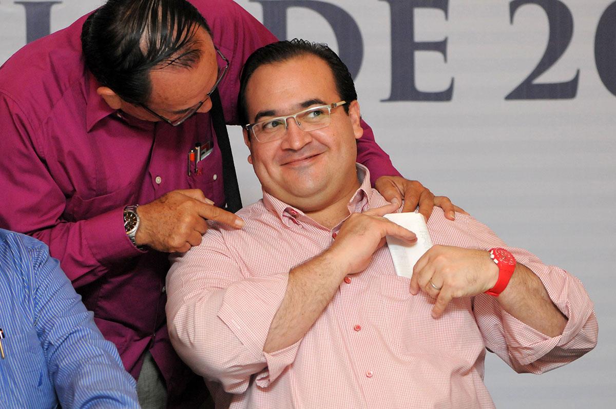 Asegura Renato Sales que falta muy poco para capturar a Javier Duarte