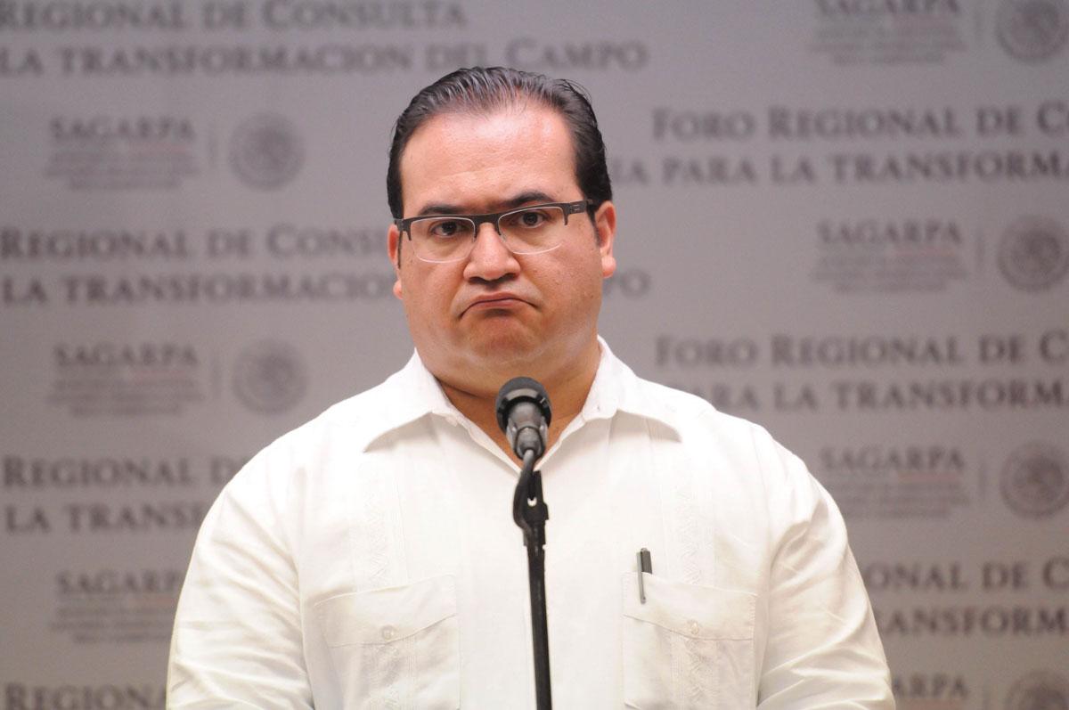 La PGR le ha quitado a Duarte 112 cuentas bancarias, 5 empresas y 4 propiedades