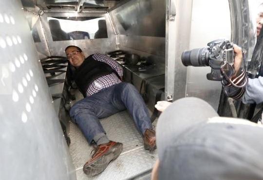 Juan Velázquez prevé que Duarte sólo estará en la cárcel 3 años