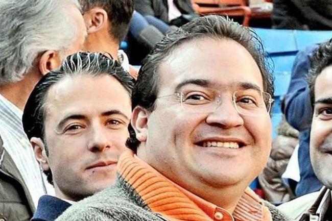 Niega autoridad española extradición de cómplice de Javier Duarte