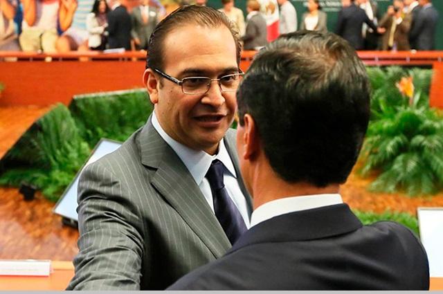Ofrece Duarte declarar contra Peña Nieto por caso Odebretch