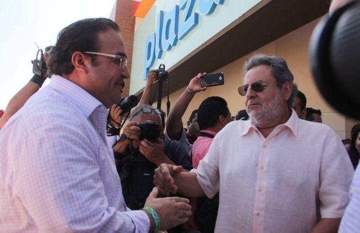 Los suegros de Javier Duarte promueven 2 amparos para evitar ser detenidos