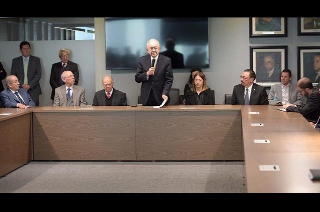 Jiménez Espriú afirma que el departamento de Texas ya no es suyo