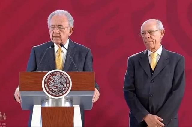 Jiménez Espriú revira que no se desconectó de internet a la UNAM