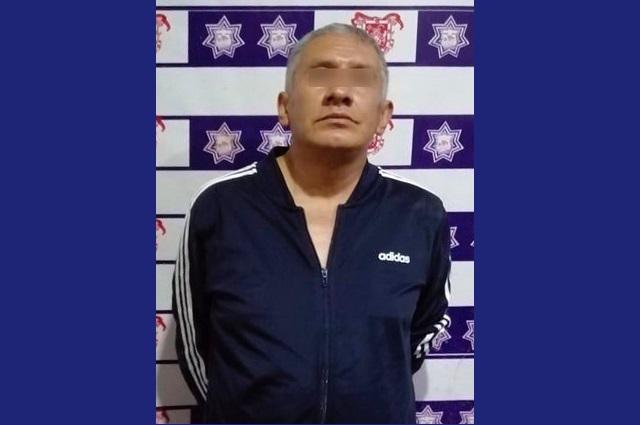 Cae exagente vial en Huejotzingo que pidió 2 mdp por secuestro