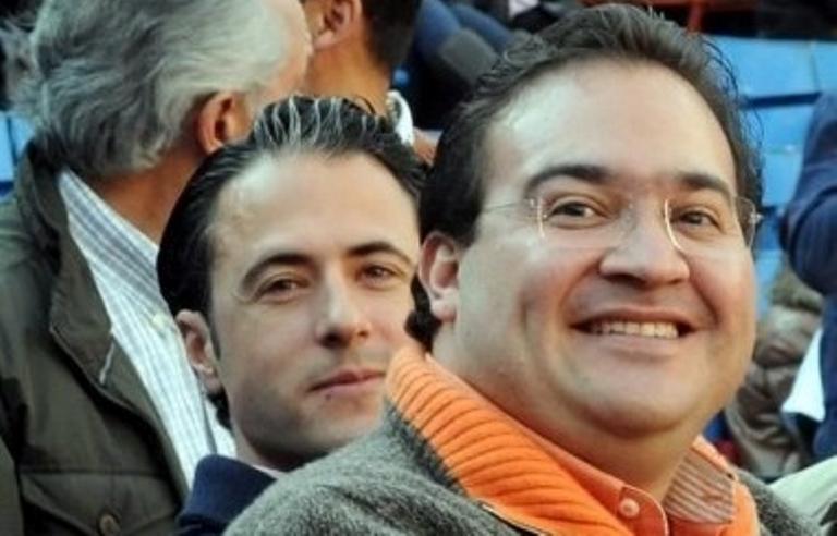 Deportan de España a operador de Javier Duarte