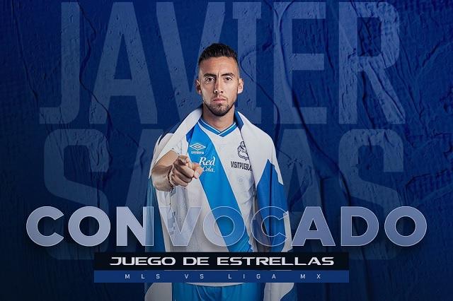 Javier Salas estará presente en el Juego de Estrellas ante MLS