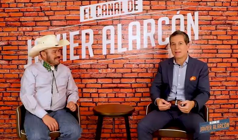 Javier Alarcón cuenta bochornoso momento de Eugenio Derbez en vivo