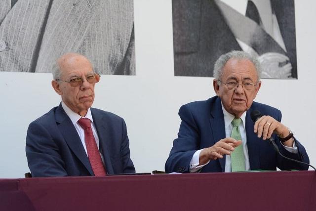Desmiente Jiménez Espriú que esté en desacuerdo con AMLO