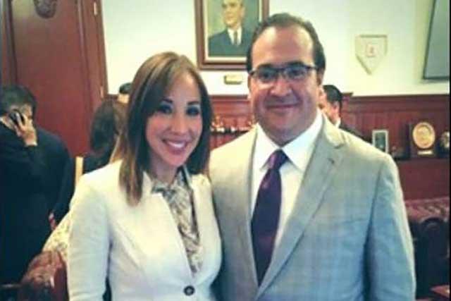 Capturan a la ex novia de Javier Duarte por enriquecimiento ilícito