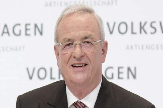 EU acusa de conspiración y fraude a expresidente mundial de VW