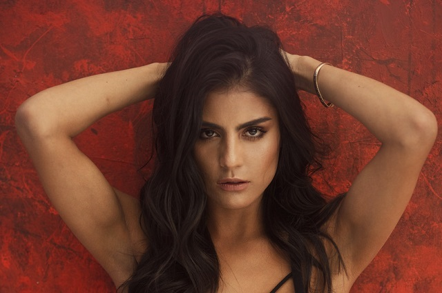 6 fotos de la sexy Jeimmy Garzon, una de las mujeres más bellas de Colombia