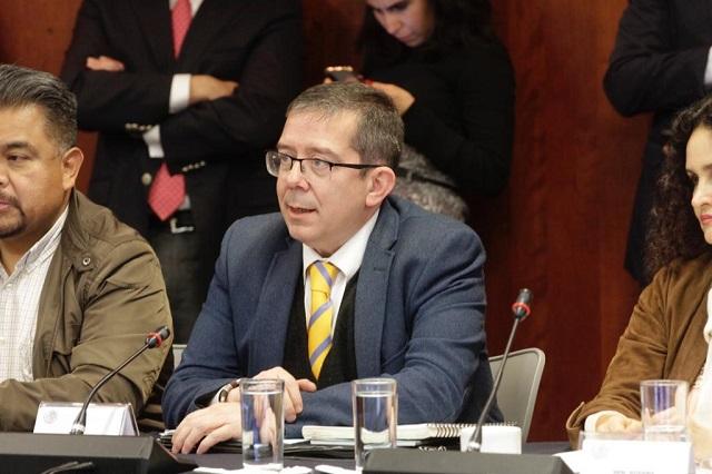 Senado avala a Jenaro Villamil para el Sistema de Radiodifusión Mexicano
