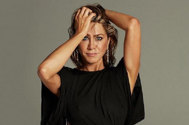 Jennifer Aniston dona 10 mil dólares a enfermera que se contagió de coronavirus