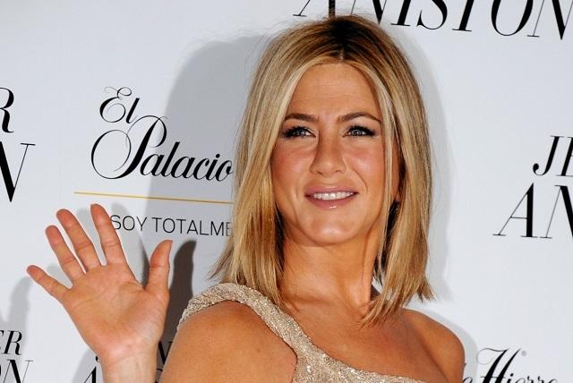 Jennifer Aniston fue forzada a perder casi 14 kilos para Friends
