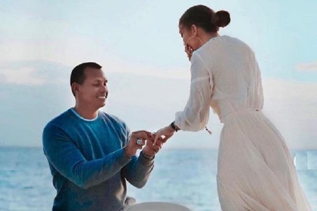 ¿Cuánto cuesta el anillo de compromiso de Jennifer Lopez?