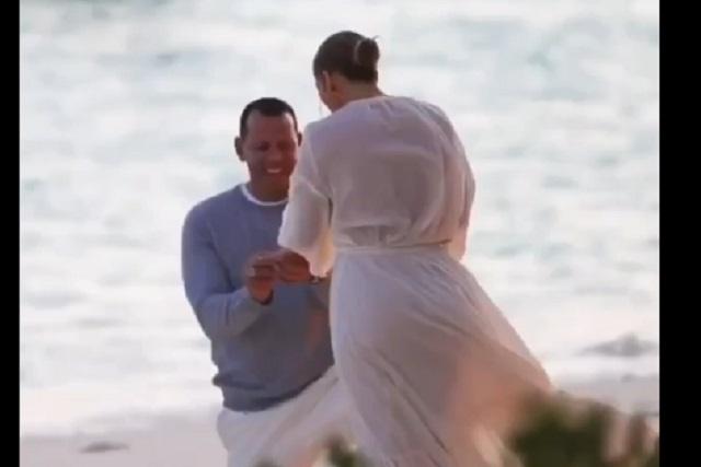 Jennifer López y Alex Rodríguez posponen su boda indefinidamente