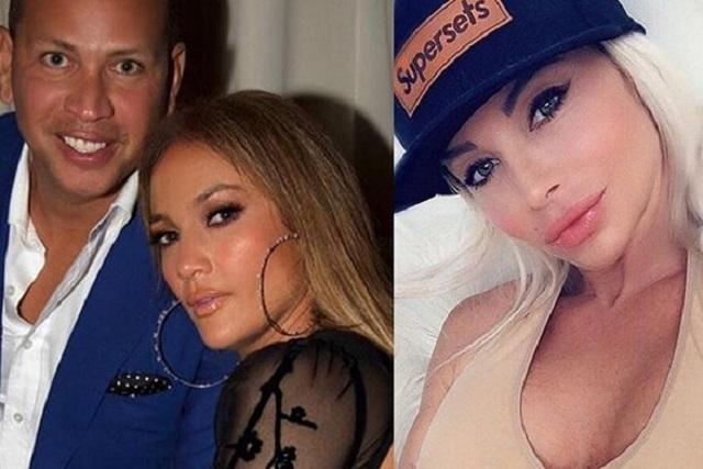 Chica Playboy asegura que Alex Rodríguez le es infiel a JLo