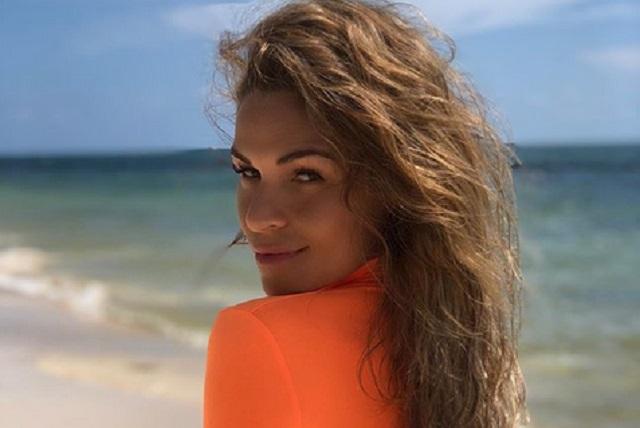 Jenny García presume su figura con foto tras salir de Exatlón