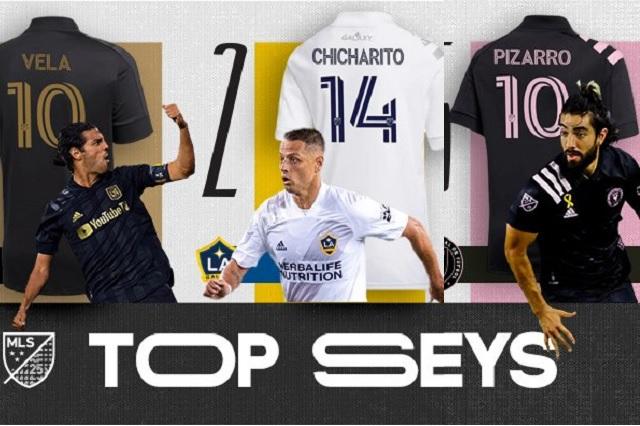Jerseys de mexicanos, los más vendidos en la Major League Soccer
