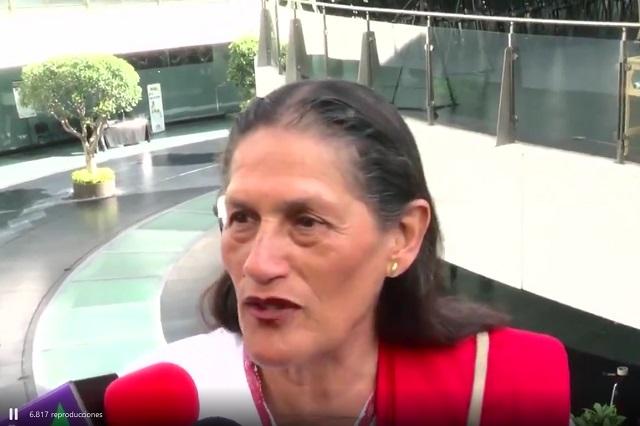 Senadora de Morena dice que la marihuana es una planta sagrada