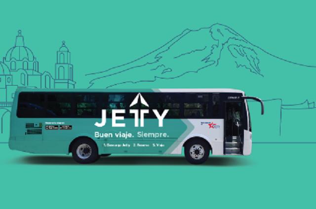 Llega a Puebla servicio de transporte colectivo privado