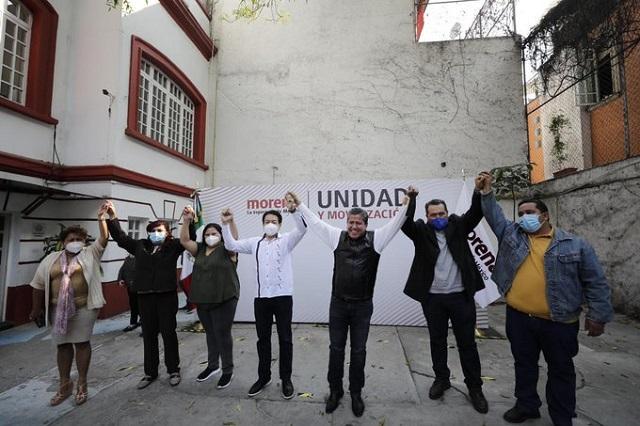 Elige Morena a David Monreal como candidato en Zacatecas