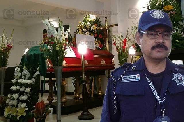 Aseguradora incumple con deudos de jefe policiaco asesinado en El Seco