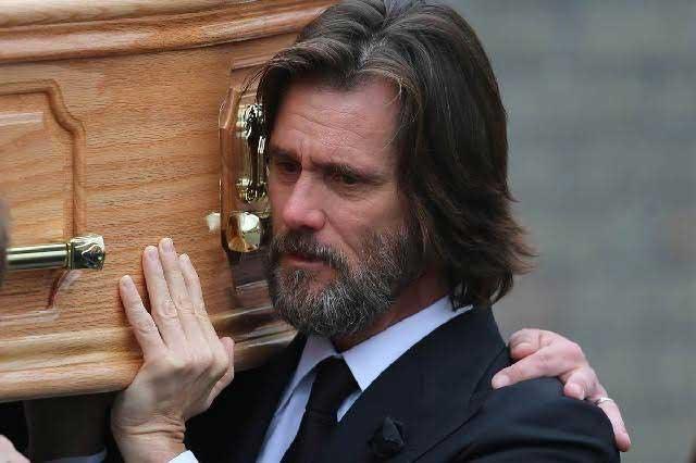 Trágico final de ex de Jim Carrey estaba fuera del control del actor