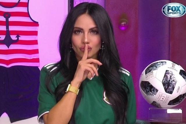 Derrota del Tri desata pelea entre Jimena Sánchez y usuarios de Twitter