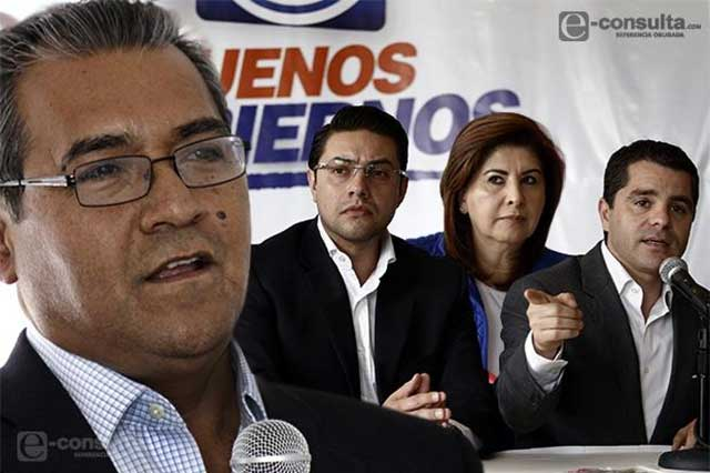 Turnan al IEE queja del PAN contra Jiménez Merino