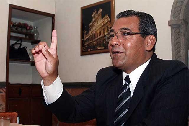 Jiménez Merino pide elección abierta para el PRI en Puebla