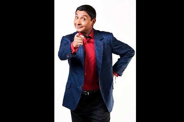 El J.J. visita Puebla con show cómico