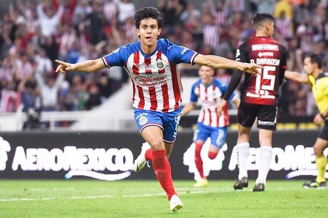 José Juan Macías también es baja; no jugará el repechaje con Chivas