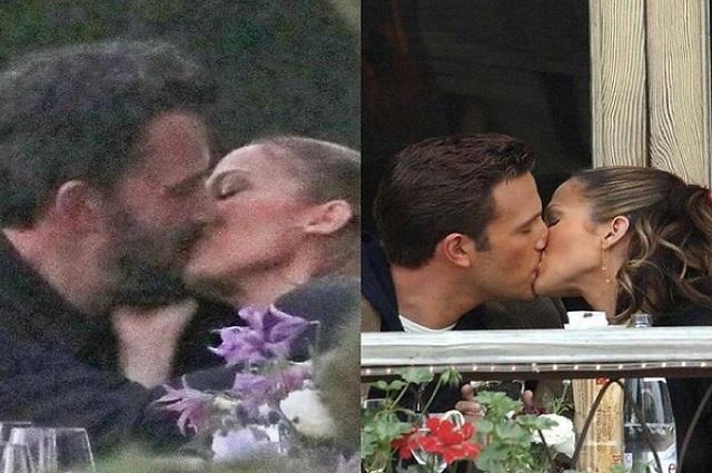 JLo y Ben Affleck confirman relación tras ser captados besándose