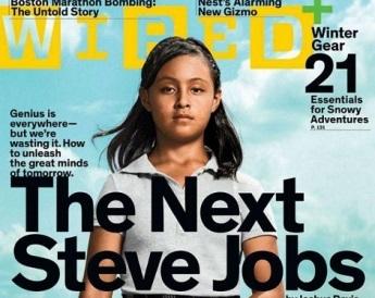 Comparan a Paloma Noyola, una niña mexicana, con Steve Jobs