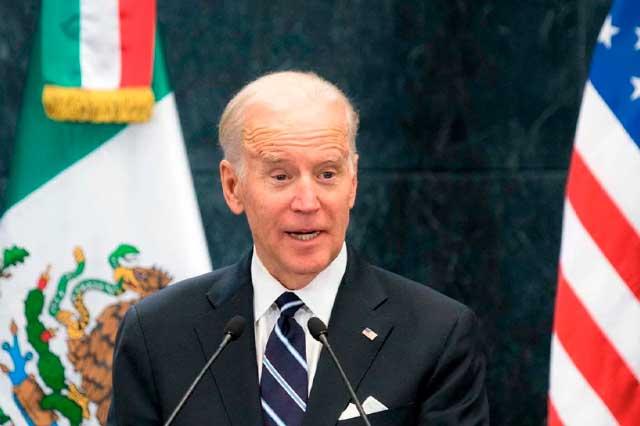 Biden felicita a México por aniversario de su independencia