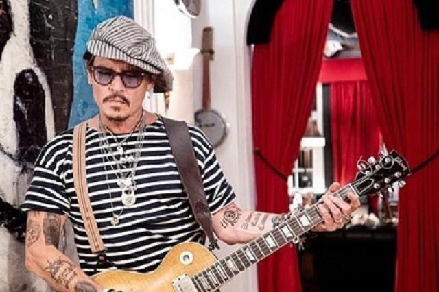 Foto / Instagram / Johnny Depp