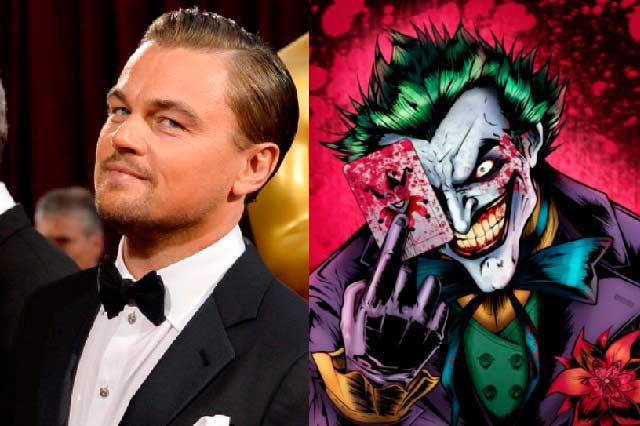 Warner Bros. estaría interesado en lograr que Leonardo DiCaprio sea The Joker