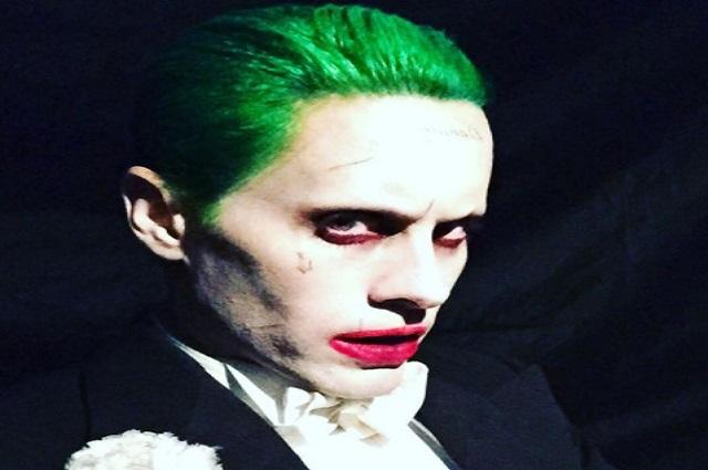Revelan nuevo aspecto del Joker que Jared Leto interpretará