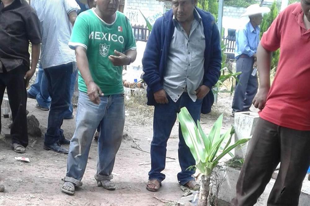 Ejecutan a ciudadano en Jolalpan; vecinos denuncian cima de violencia
